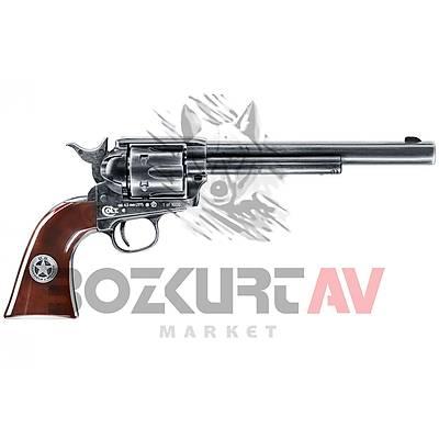 "Colt Single Action Army 45 US Marshall 7,5"" Limited Edition Havalý Tabanca"