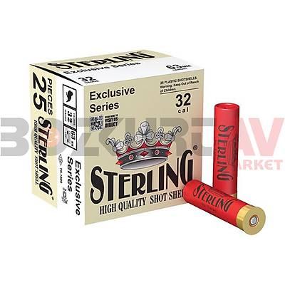 Sterling 14 Gram 32 Kalibre Av Fiþeði