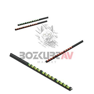 Champion Easyhit Fiberoptik Arpacýk - 3 mm Çap 70 mm Uzunluk - Yeþil