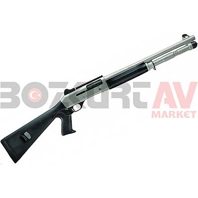 Benelli M4 Pistol Grip Cerakote Silver Otomatik Av Tüfeði