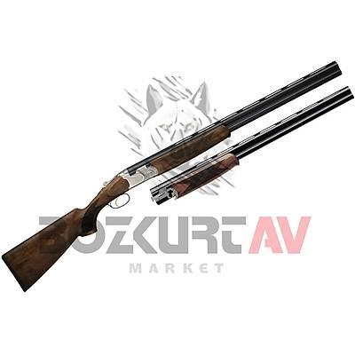 Beretta 686 Silver Pigeon I Combo (28/410) Süperpoze Av Tüfeði