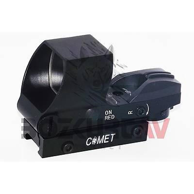 Comet HD119 Weaver Hedef Noktalayýcý Red Dot Sight