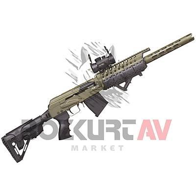 Kral Arms XPS TS Green Metal Otomatik Av Tüfeði