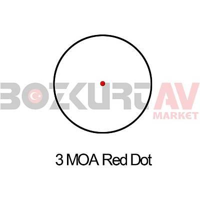 Vector Optics Nautilus 1x30 Weaver Hedef Noktalayýcý Red Dot Sight