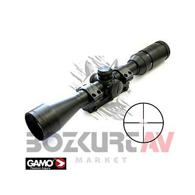 Gamo 3-9x50 WR 30mm Tüfek Dürbünü