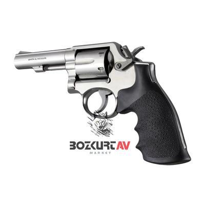 Hogue Smith&Wesson K veya L Tipi Kare Þekilli Plastik Kabza