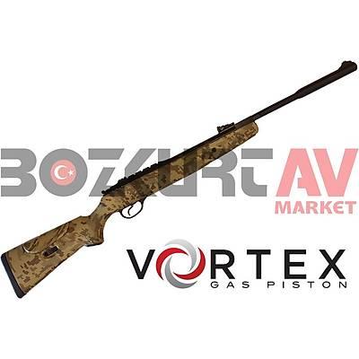 Hatsan Mod 87 VORTEX QE Camo Havalý Tüfek