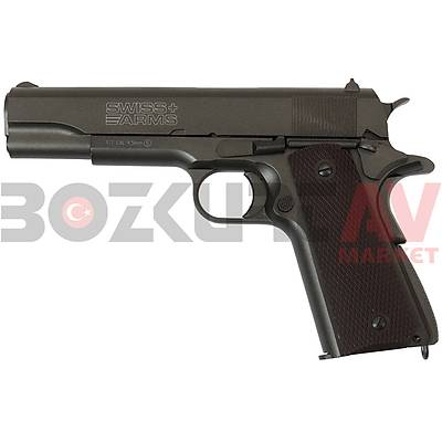 Cybergun Swiss Arms SA P1911 Blowback Havalý Tabanca
