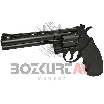 "Cybergun Swiss Arms .357 6"" Havalý Tabanca"