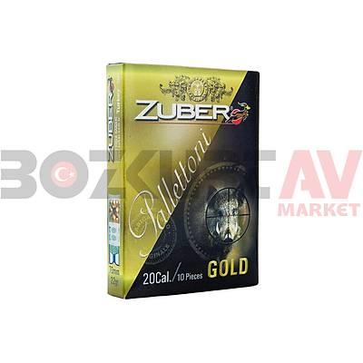 Zuber Pallettoni Gold 20 Kalibre Þevrotin