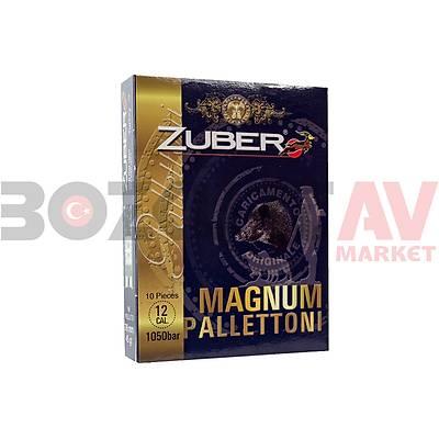 Zuber Pallettoni Magnum 12 Kalibre Þevrotin
