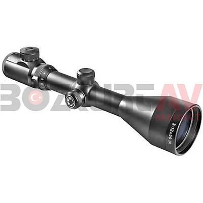 Barska Euro-30 Pro 3-12x50 IR Tüfek Dürbünü