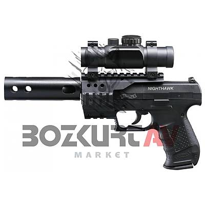 Walther Nighthawk Tactical Havalý Tabanca