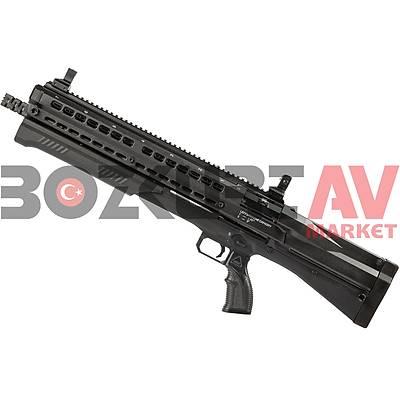 UTAŞ UTS-15 Black Tactical Pompalı Av Tüfeği