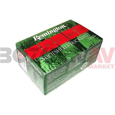 Remington Buckshot 12 Kalibre Tek Kurþun (Italy)