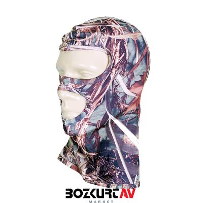 Remixon Sazlýk Desenli Streç Maske