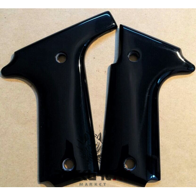 Colt Double Eagle Siyah Pleksi Tabanca Kabzasý