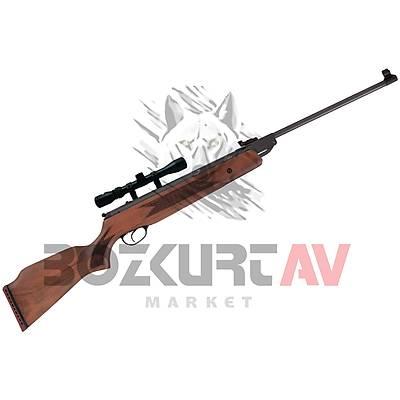 Hatsan Mod 60 S COMBO Havalý Tüfek