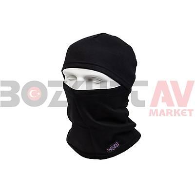 Thermoform Kýþlýk Siyah Kar Maskesi