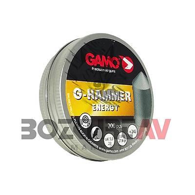 Gamo G-Hammer 5,5 mm Havalý Tüfek Saçmasý (27,76 Grain - 200 Adet)