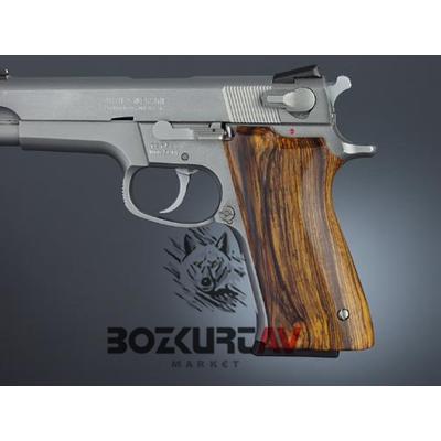 Hogue Smith&Wesson 5900 Serisi Coco Bolo Ahþap Kabza