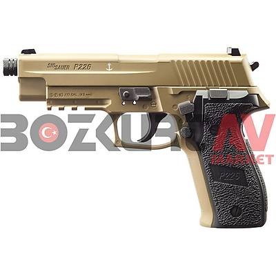 Sig Sauer P226 FDE Blowback Havalý Tabanca