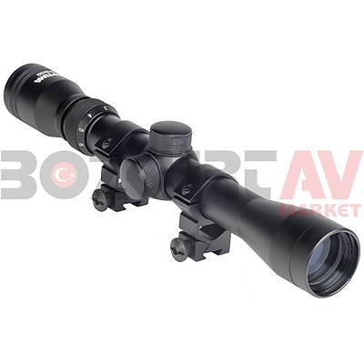 Optima 3-9x32 Tüfek Dürbünü