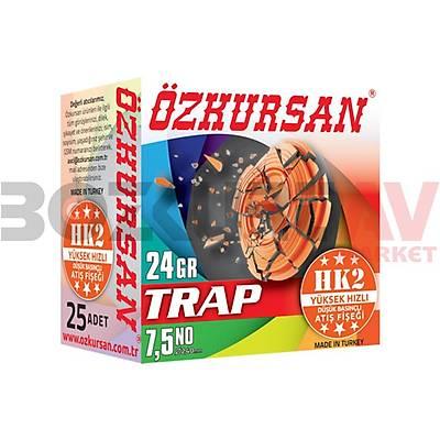 Özkursan 24 Gram HK2 12 Kalibre Trap Atýþ Fiþeði