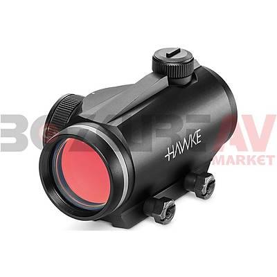 Hawke Vantage 1x30 Dovetail Hedef Noktalayýcý Red Dot Sight