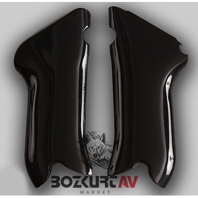 Luger P 08 Siyah Pileksi Tabanca Kabzasý