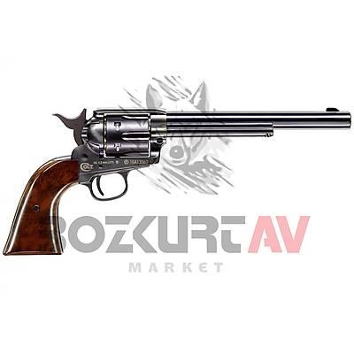 """Colt Single Action Army 45 Blued 7,5"""" Havalý Tabanca"""