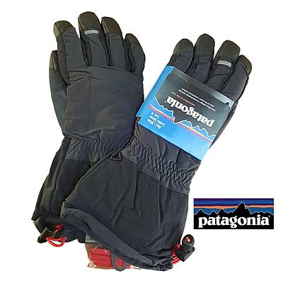 Patagonia Bay White Smoke Eldiven