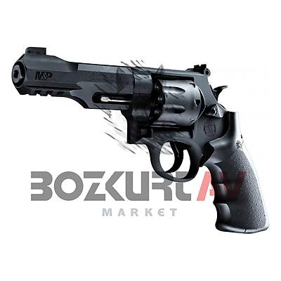 Smith & Wesson M&P R8 Black Havalý Tabanca
