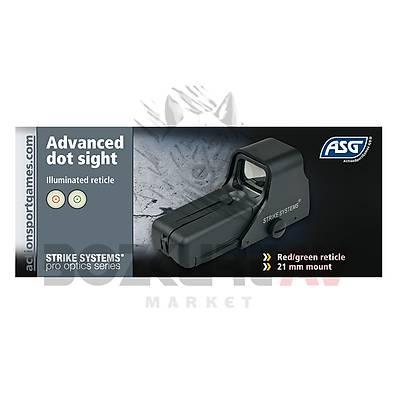 ASG Advanced 552 Weaver Hedef Noktalayýcý Red-Dot Sight