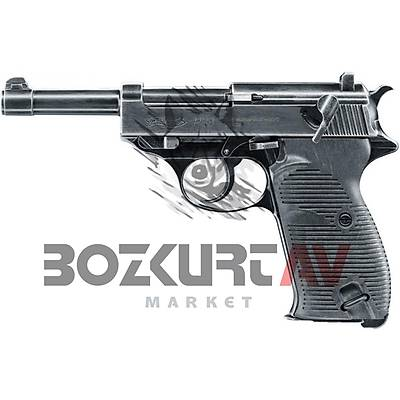 Walther P38 Legendary Blowback Havalý Tabanca