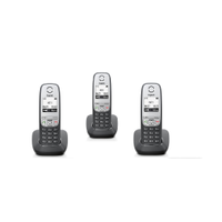 Gigaset 1 Harici 3 Dahili Dect Telsiz Kablosuz Telefon Santrali A415