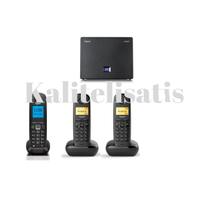 Gigaset Analog & IP 3 Dahili Telsiz Kablosuz Telefon Santrali