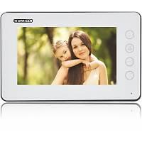 "Kumel 7"" LCD 1 Daireli Renkli Görüntülü Telefon Villa Set"