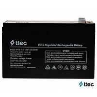 Ttec Base 12 Volt 7 Amper UPS Aküsü Bakýmsýz Kuru Akü 11/2019