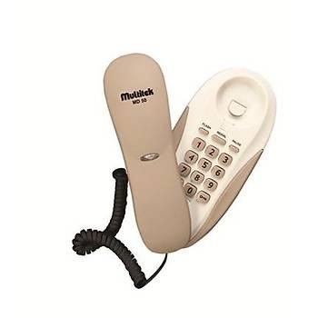 Multitek MD50 Daire Ýnterkom Telefonu