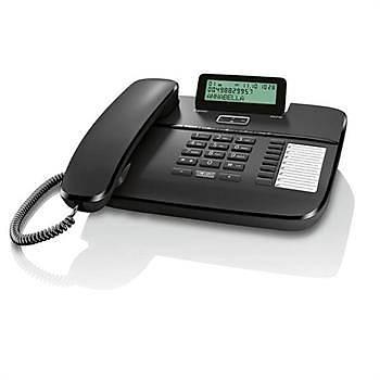 Gigaset DA710 Kablolu Masa Telefonu (Siyah)
