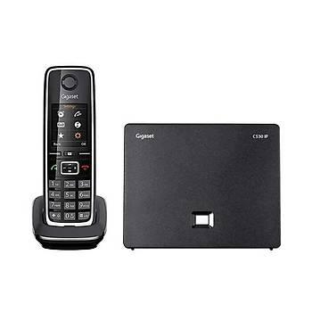 Gigaset Analog &IP 4 Dahili Dect Telsiz Kablosuz Telefon Santrali