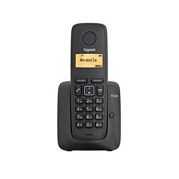 Gigaset 1 Harici 4 Dahili Dect Telsiz Kablosuz Telefon Santrali