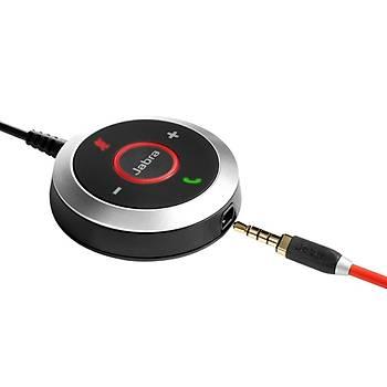 Jabra Evolve 40 Mono NC MS USB Çaðrý Merkezi Kulaklýðý