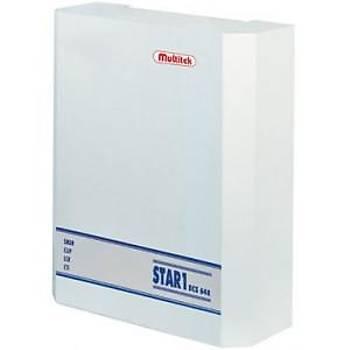 Multitek Star1 - 6 Harici 16 Dahili PBX Telefon Santrali