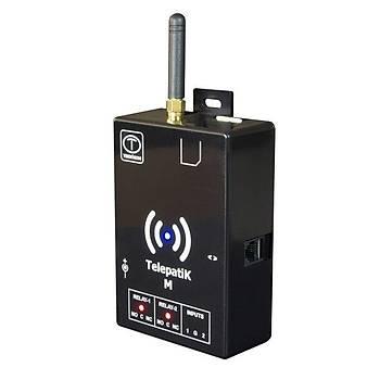 TelepatiK-M  Uzak Denetim GSM ile uzaktan denetleme ve kontrol cihazý