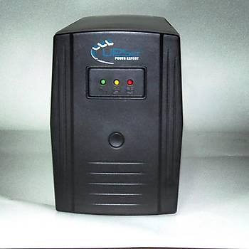 Upset MA-850 Line interactive 850VA Kesintisiz Güç Kaynaðý UPS