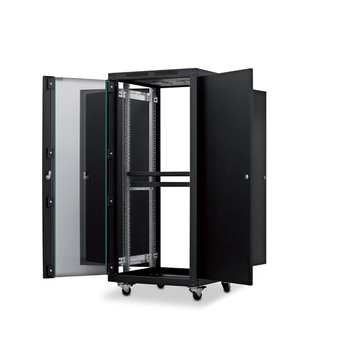 Ttec Business 12U 600x800 Silverline Rack Kabinet