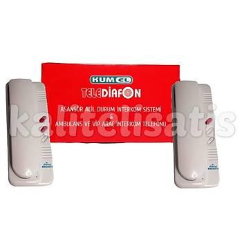Kumel Telediafon Asansör,Vip Araç,Ambulans Telefonu