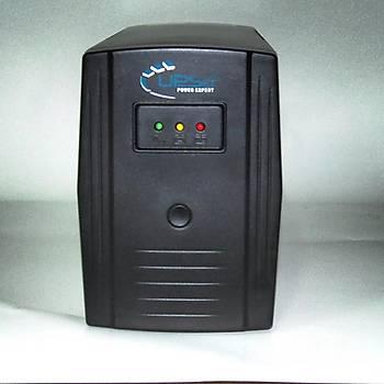 Upset MA-650 Line interactive 650VA Kesintisiz Güç Kaynaðý UPS